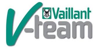 Vaillant V-Team logo